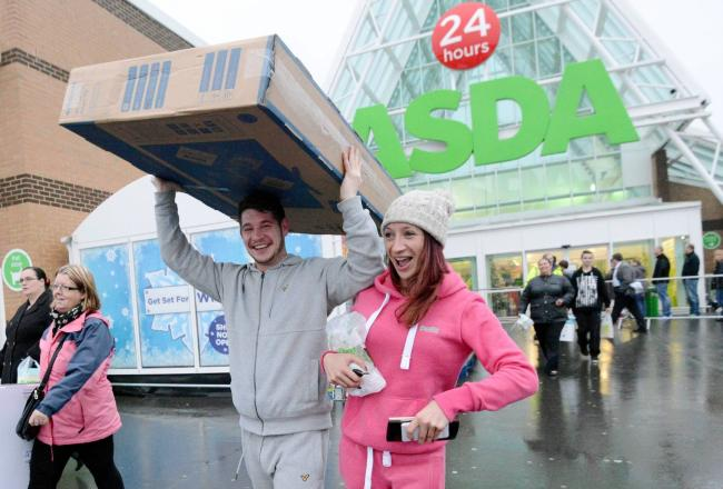 Asda Cancels Black Friday For 2015 Bournemouth Echo