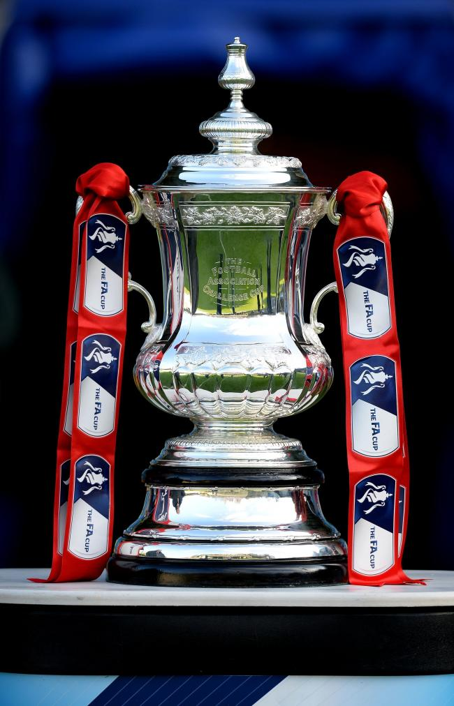 Football Fa Cup Fa Trophy And Fa Vase Draws Bournemouth Echo