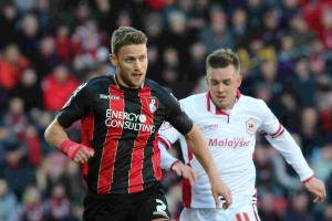 AFC Bournemouth: Partnerships are key says assist king Francis