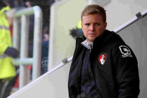 AFC Bournemouth boss Eddie Howe: We're not in the market for players costing £14million