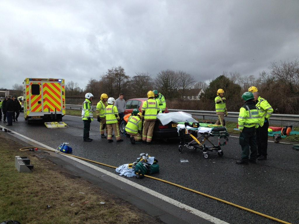 Car Crash Bournemouth