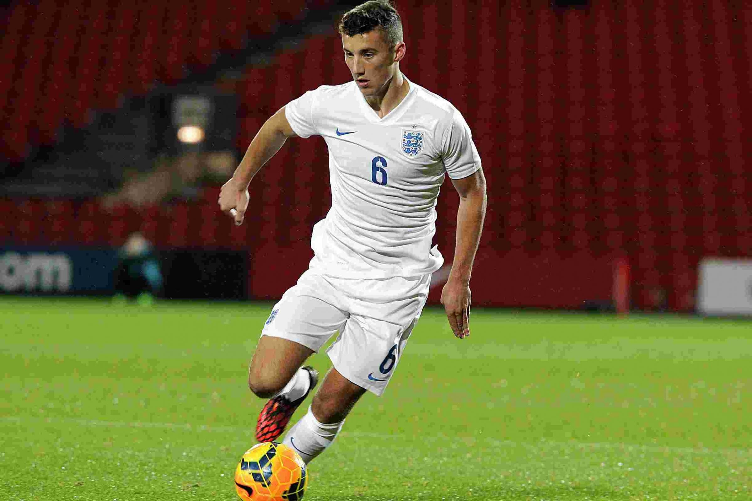 ENGLAND STAR: AFC Bournemouth's Baily Cargill