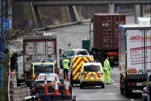 Did you see M27 fatal crash? Police appeal for witnesses with dashcams