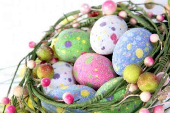 Easter break is over !?