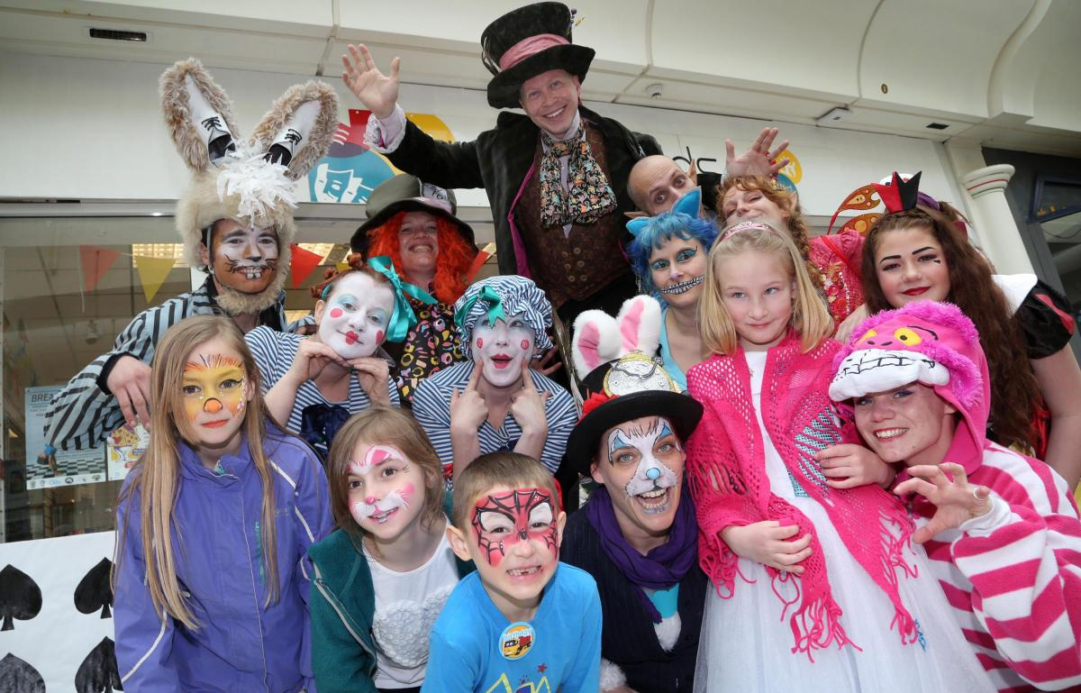 Boscombe transformed into an easter wonderland bournemouth echo boscombe transformed into an easter wonderland negle Image collections
