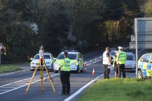 UPDATE: Man fights for life after mystery incident on A35
