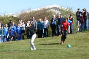 New golf course opened at Two Riversmeet