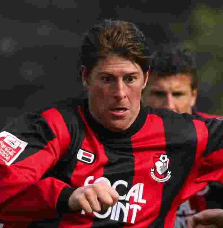 CAMEO: Cherries favourite Darren Anderton