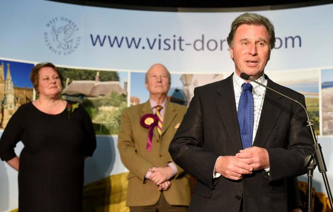 Vote 2015: Oliver Letwin increases his majority in West Dorset