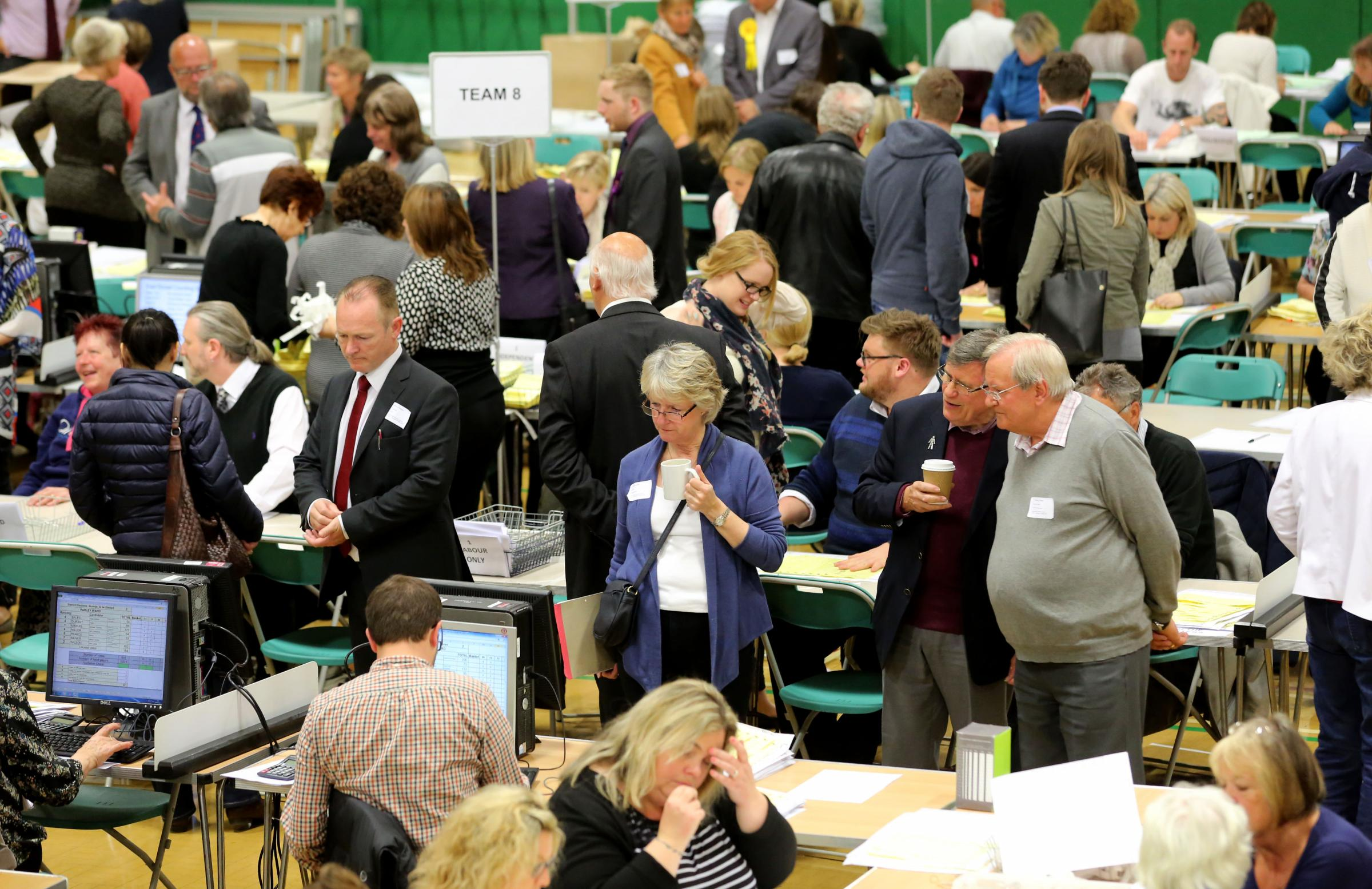 Lib Dems hold on to seats in East Dorset