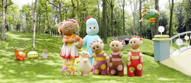 In the Night Garden Live coming to Old Deer Park | Bournemouth Echo