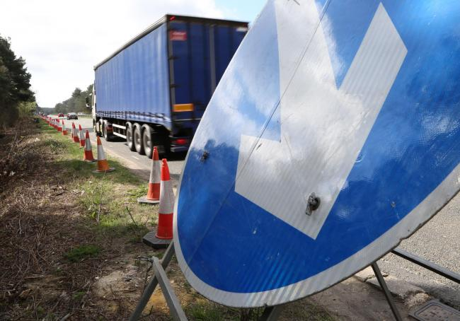 Drivers warned to plan ahead as weeks of roadworks hit A338 alternate routes