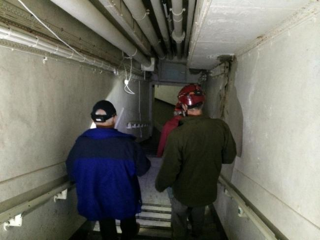 Wycombe Abbey School opens former WWII and Cold War bunker