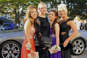 Bournemouth Echo: prom promo 2