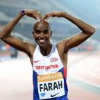 Bournemouth Echo: Mo Farah has been caught up in the doping allegations surrounding his coach