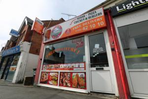 "UPDATE: Takeaway worker threatened with ""machete"" during raid"