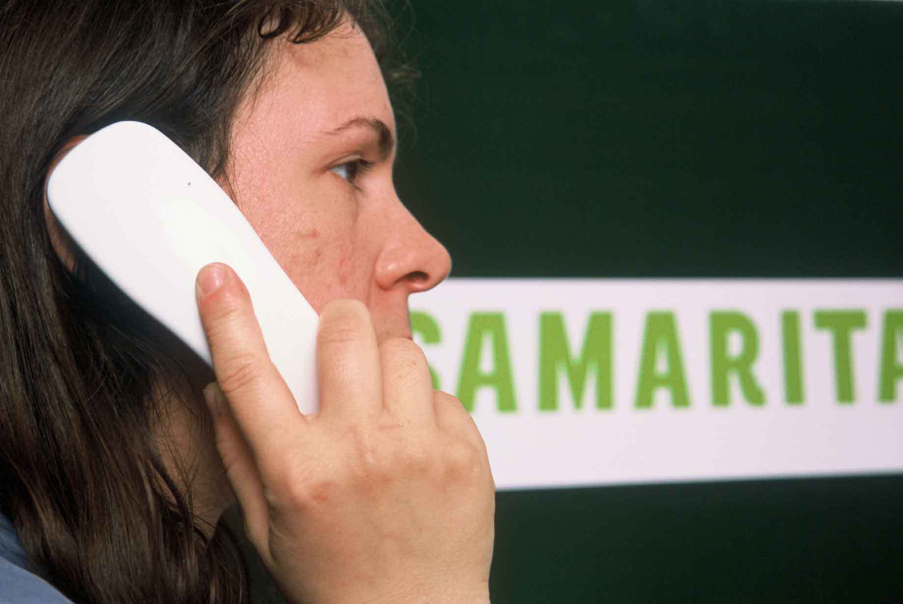 Feeling lonely this Christmas? The Samaritans can help