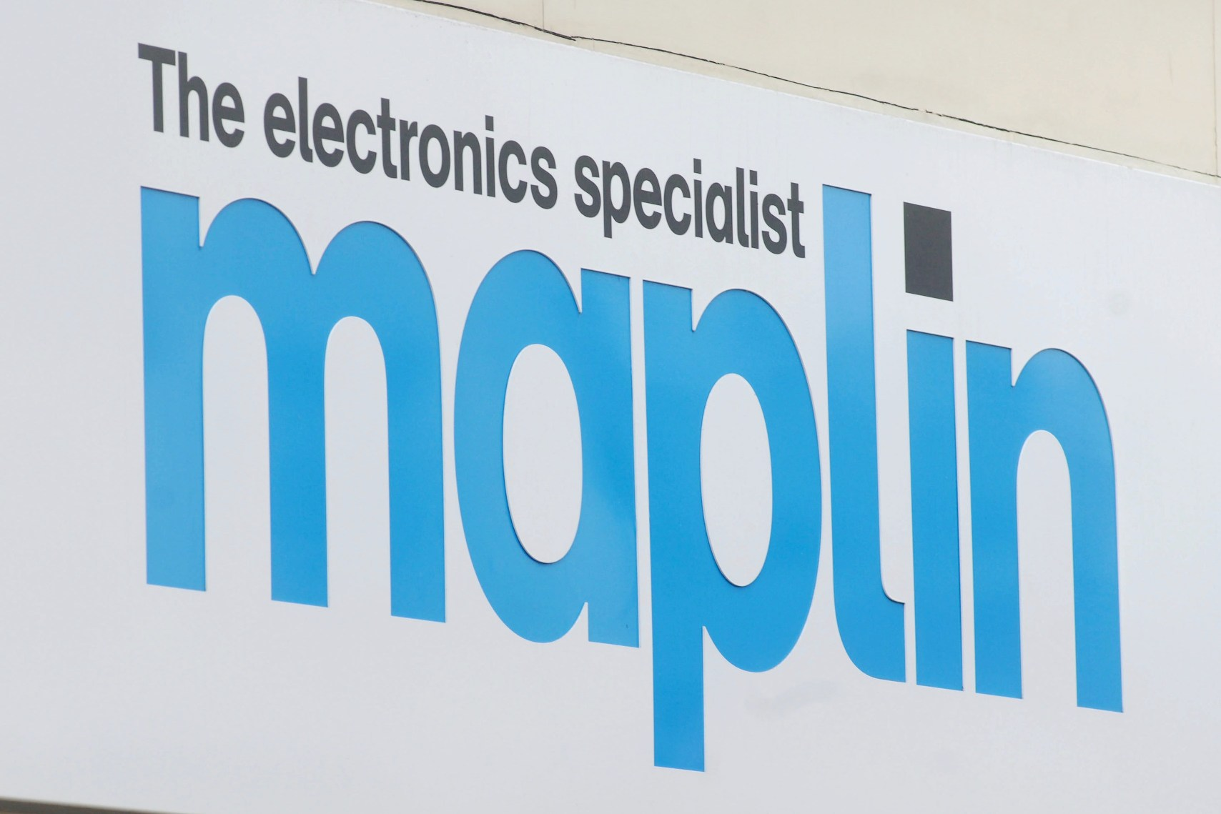Electricals retailer Maplin goes into administration