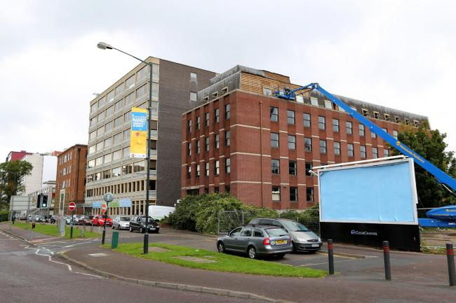 120million Plans For Hotel And Student Accommodation At Lansdowne Stall
