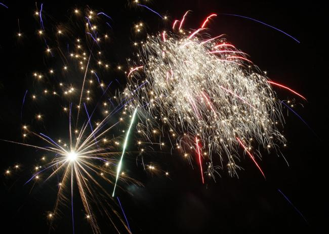 Firework displays 2015: some of the events set to light up the skies in November