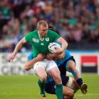 Bournemouth Echo: Keith Earls scored a try as Ireland beat Italy 16-9 at the Olympic Stadium.