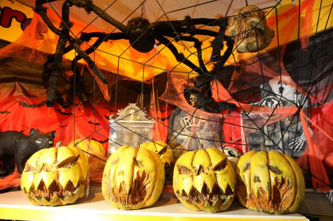 Halloween events in Dorset and the New Forest
