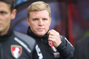 AFC Bournemouth boss Eddie Howe: Staying up would probably be biggest achievement