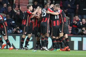 AFC Bournemouth: Stanislas saves a point in EIGHTH minute of added time against Everton