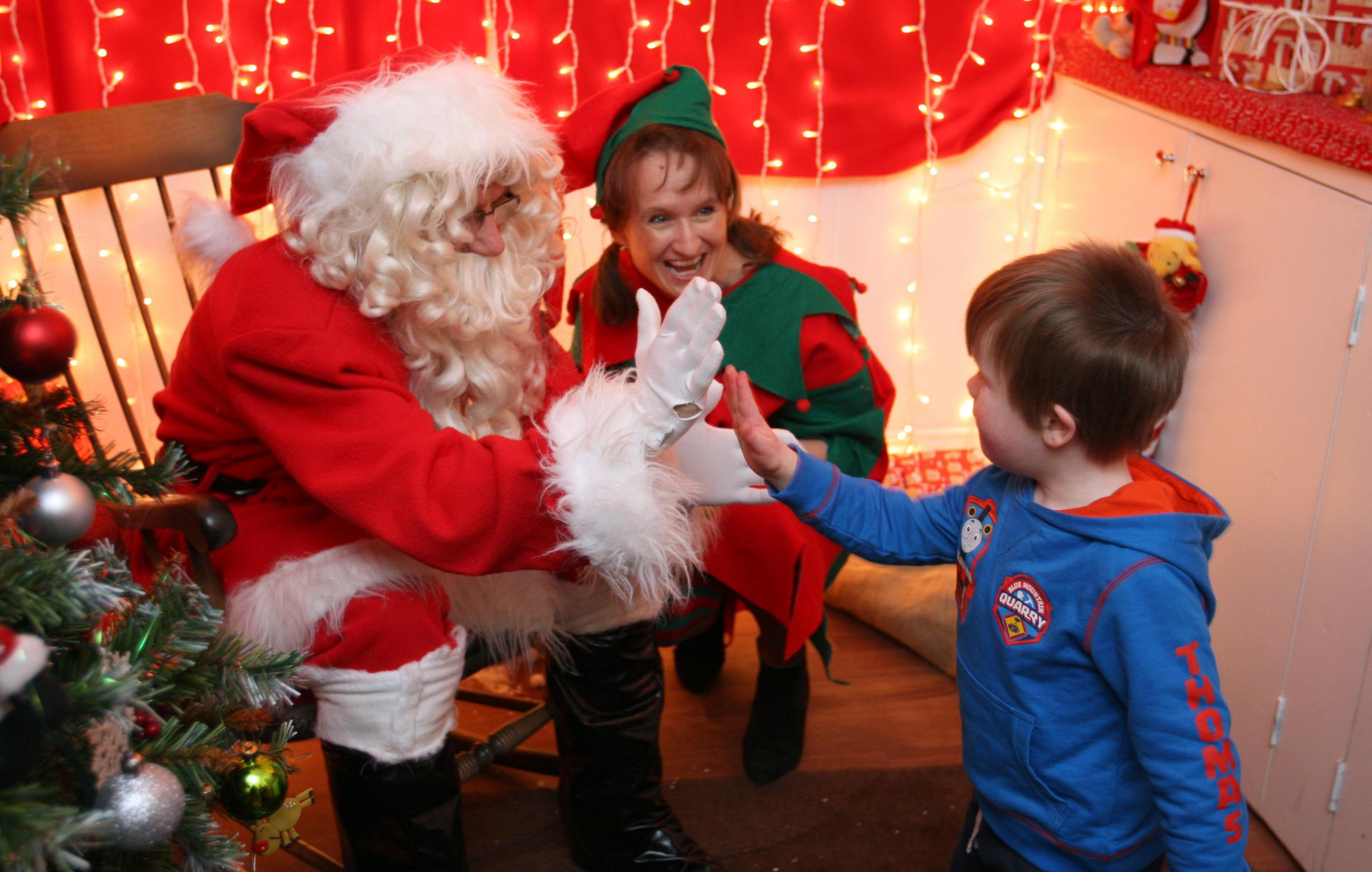 10 Places To Meet Father Christmas And Other Festive Events In