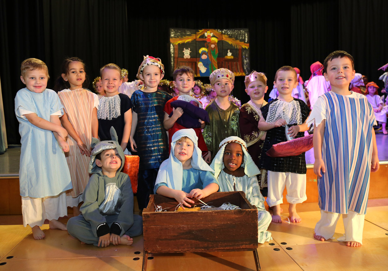 2015 Nativity King S Park Academy Gallery From