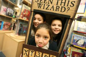 PICTURES: Dorset celebrates Harry Potter Book Night