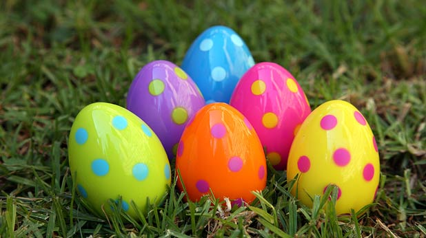 Hunt for Easter eggs all over Dorset
