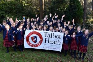 Pupils join biggest school choir in the world