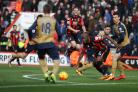 Corin Messer's 19 favourite pictures from AFC Bournemouth v Arsenal