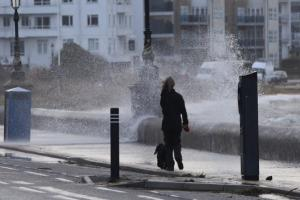 Storm Imogen sweeps into Dorset: A35 blocked, ferries cancelled, trains disrupted and flood alerts