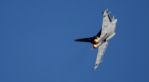 Eurofighter Typhoon to return for 2016 Bournemouth Air Festival
