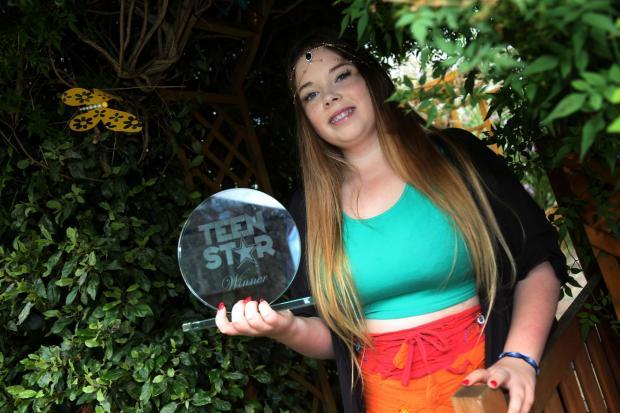 Poole teen Rachel Ann Stroud wows The Voice judges