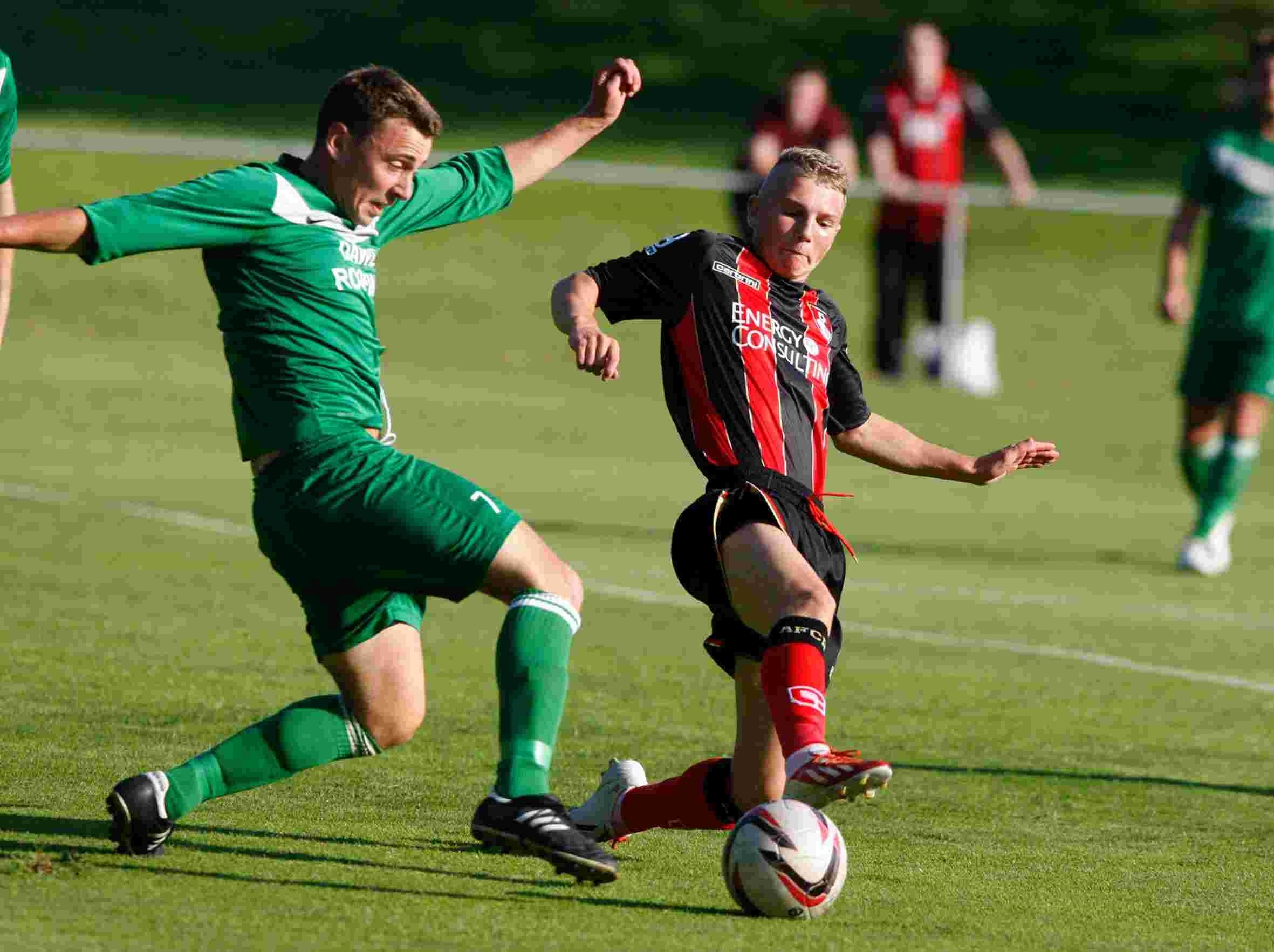 PERMANENT MOVE: Cherries' Ben Whitfield