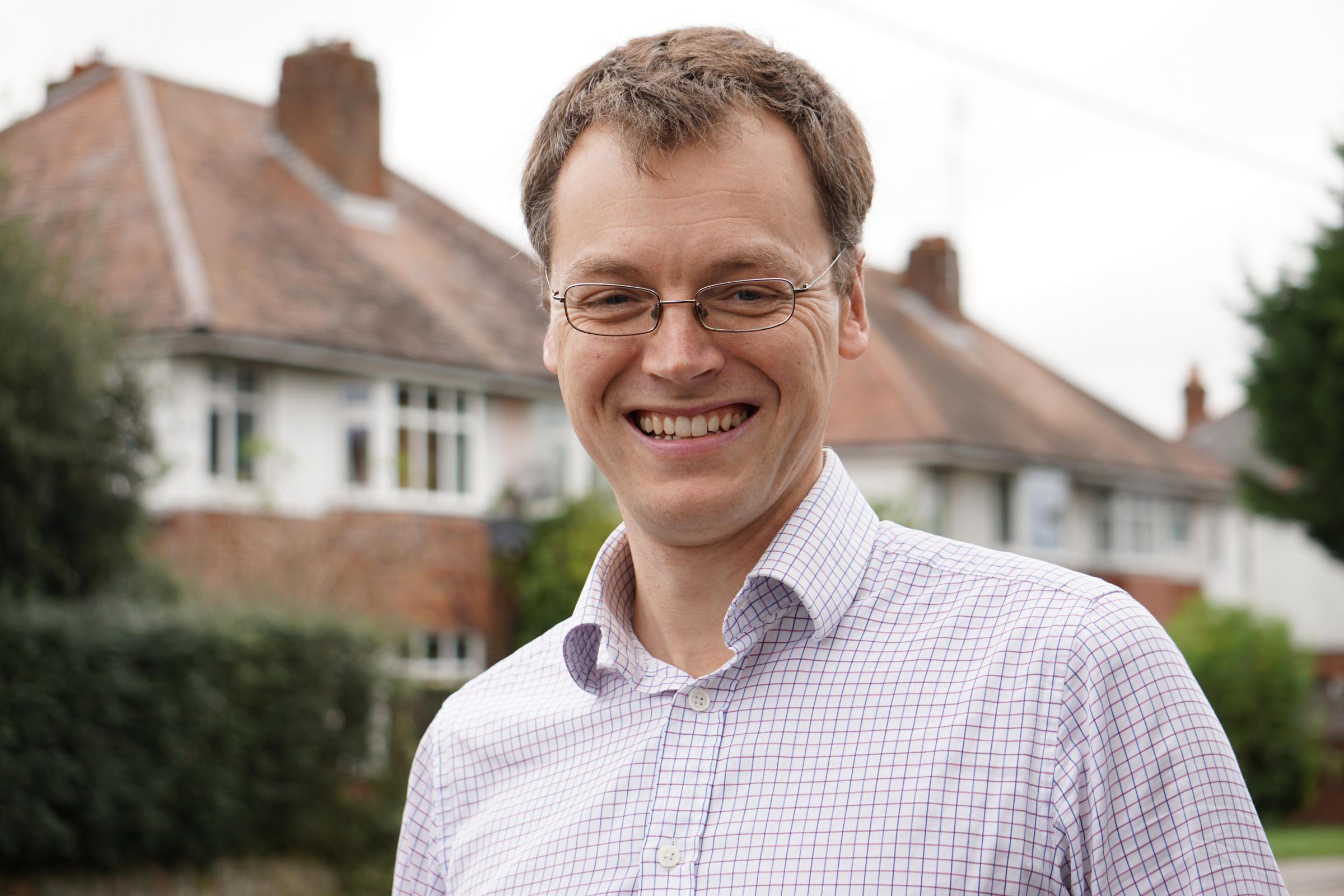 Michael Tomlinson, MP for Mid Dorset and North Poole