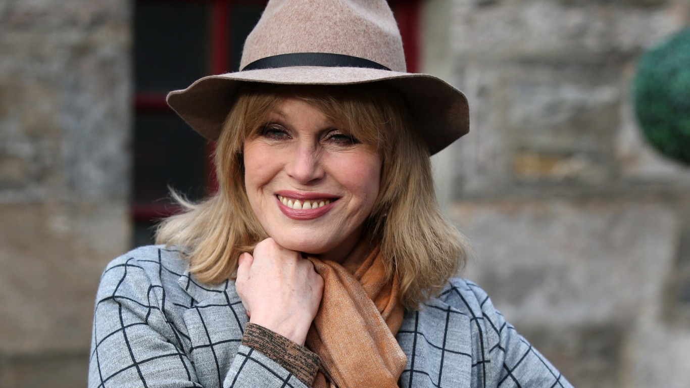 Joanna Lumley joins campaign to save 24 monkeys from 'cruel and futile research'