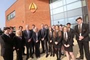 St Aldhelm's Academy in Poole is one of 14 schools in Dorset to benefit from Government funding to improve school buildings.