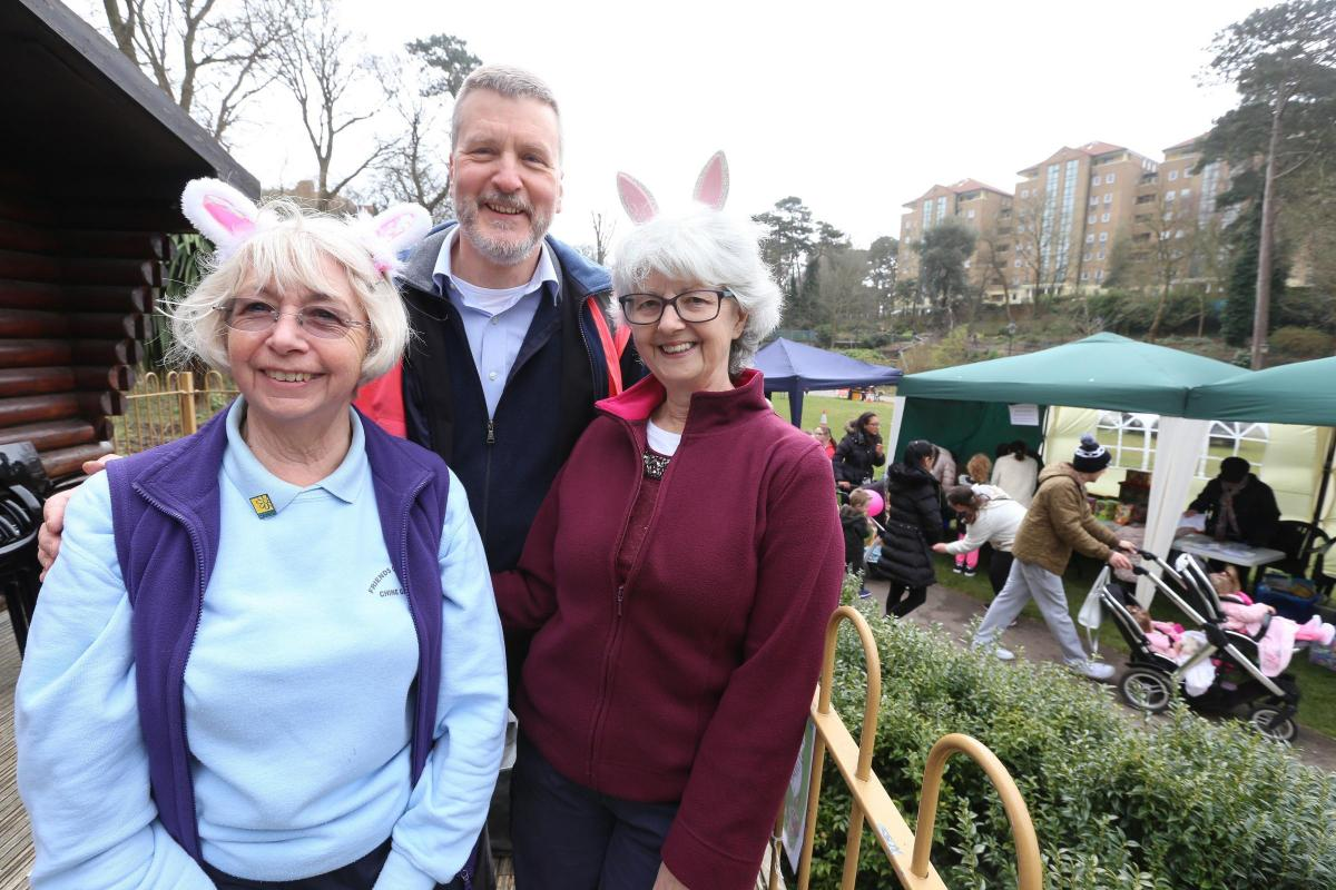 Popular easter event was cancelled over fears sewage works would heres why boscombes popular easter fun day wont be happening this year negle Image collections