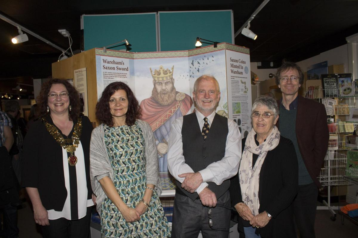 New exhibition opens at Wareham Town Museum   Bournemouth Echo