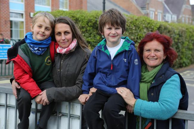 Parents in Wimborne set to join in national protest, Let Our Kids Be