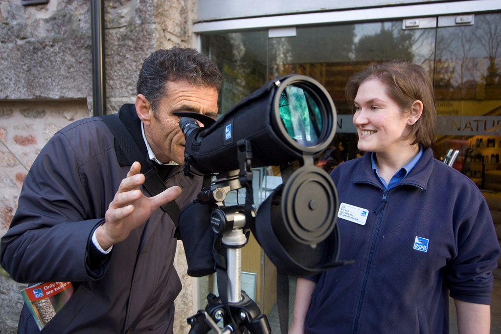 Binocular and Telescope Demonstration Weekend