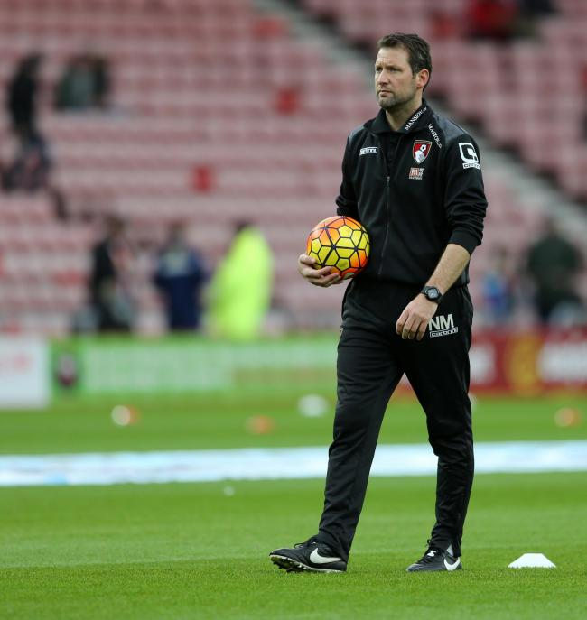 7869c30f626 AFC Bournemouth: White appointed assistant goalkeeper coach. By Neil  Perrett. CHERRIES GOALKEEPER COACH: Neil Moss