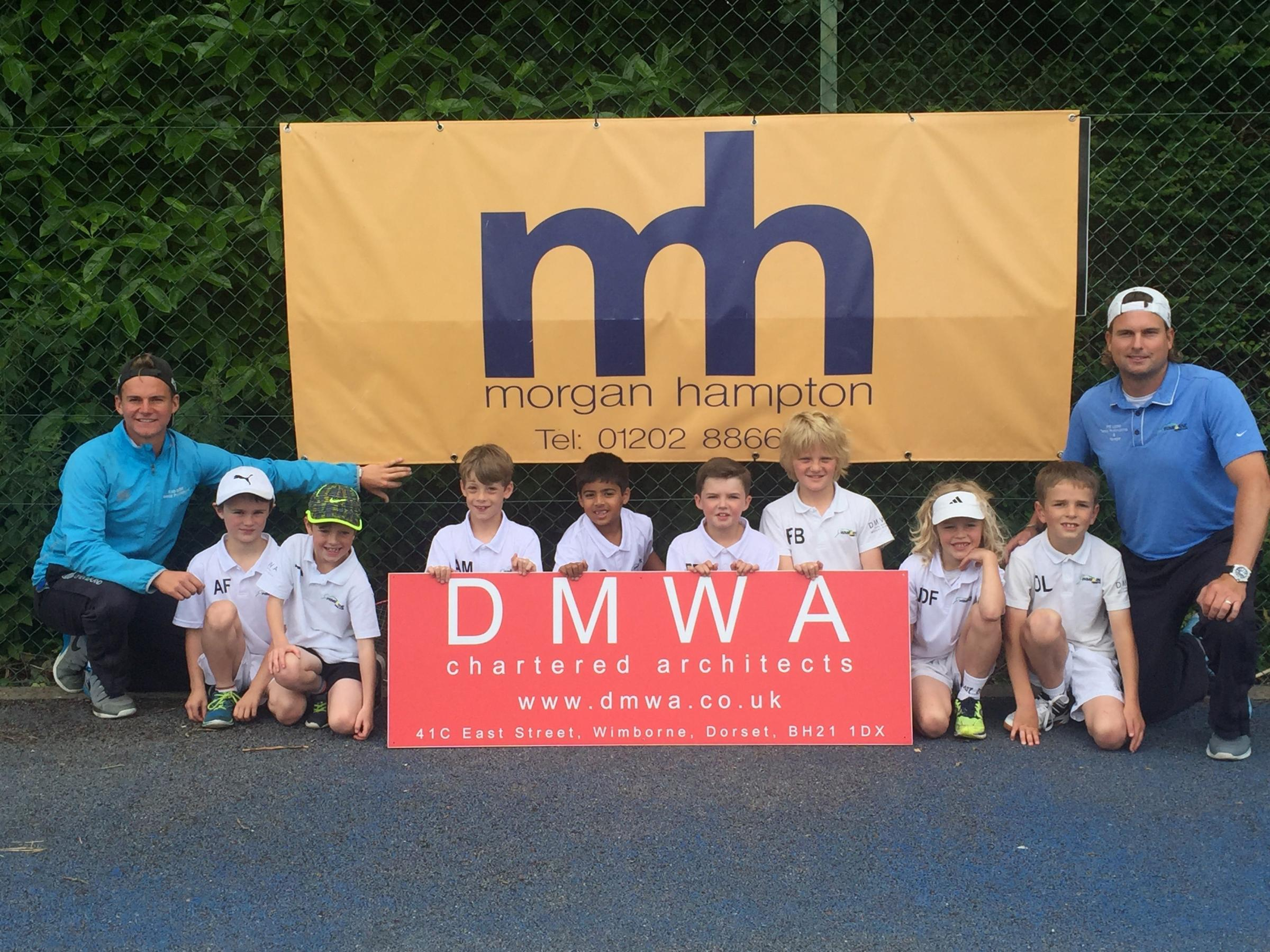 Youth tennis: Wimborne quartet crowned champions of Dorset