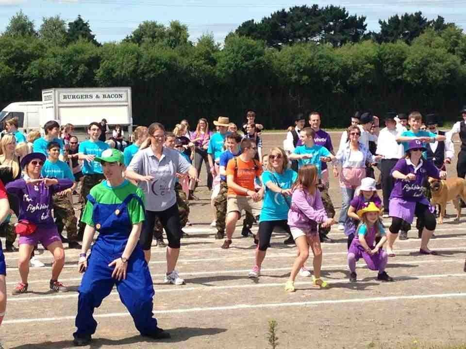 Teams wanted to take part in Cancer Reseach 24-hour relay for life (From Bournemouth Echo)