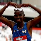 Bournemouth Echo: Growing up in a shack fired Mo Farah towards Olympic glory