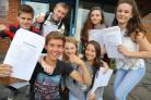 Students will collect their GCSE results today